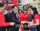 Chủ tịch nước Trương Tấn Sang đề nghị các bộ, ngành tháo gỡ bất cập cho Hội Chữ thập Đỏ