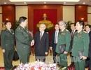 Tổng Bí thư Nguyễn Phú Trọng tiếp Đoàn đại biểu cấp cao Bộ Quốc phòng Trung Quốc