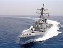 Mỹ lộ kế hoạch tuần tra tại Biển Đông năm 2016