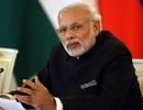 Độc giả Time bình chọn Thủ tướng Ấn Độ là Nhân vật của năm