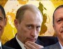 Thổ làm quá, Nga có thể phá hủy Lá chắn Euphrates?