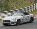Mẫu xe kế nhiệm BMW Z4 trên đường chạy thử