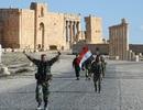 Nga tiết lộ toàn bộ chiến dịch giải phóng Palmyra