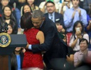 """Thành tích của nữ MC Việt được Tổng thống Obama ký tặng """"khủng"""" cỡ nào?"""