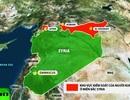 Người Kurd ở Syria tuyên bố thành lập chính thể liên bang