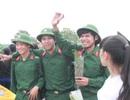 Công dân có trình độ văn hóa lớp 7 trở lên được gọi nhập ngũ
