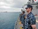 Nhật Bản bắt giữ nữ thủy thủ Hải quân Mỹ