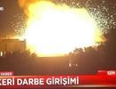 Trụ sở quốc hội Thổ Nhĩ Kỳ bị đánh bom liên tiếp