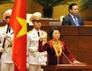 """Nghi lễ tuyên thệ nhậm chức: """"Đã hứa nghĩa là phải thực hiện được lời hứa đó"""""""