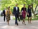 Gia đình Tổng thống Obama có thể chuyển đến sống ở California