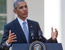 Tổng thống Obama kêu gọi người Mỹ cho ông Trump một cơ hội