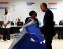 Tổng thống Obama bỏ phiếu sớm chọn người kế nhiệm