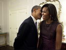 Tổng thống Obama: Nếu tái tranh cử tôi sẽ bị vợ bỏ