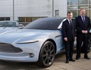 Aston Martin xây nhà máy thứ hai