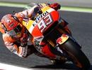 Marquez xuất sắc có pole thứ ba từ đầu mùa