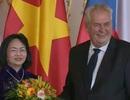 Khuyến khích nâng cao vị thế của Cộng đồng người Việt Nam tại Séc