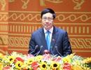 """Phó Thủ tướng Phạm Bình Minh: """"Bảo vệ lợi ích tối cao của quốc gia, dân tộc"""""""