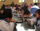 Bữa ăn học đường: Chỉ đạt 76% nhu cầu năng lượng