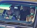 Nữ hoàng Anh 90 tuổi vẫn lái xe đưa cháu dâu đi chơi