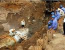Đường ống nước sạch sông Đà gặp sự cố lần thứ 20