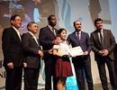 Nữ sinh Hải Dương đọc bức thư hay nhất thế giới trước đại diện 190 nước