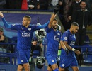 Hạ Copenhagen, Leicester tiếp tục thăng hoa ở Champions League
