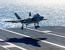 Mỹ phát triển hệ thống hạ cánh tự động mới cho F-35