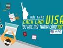 Hội thảo cách làm visa du học Mỹ thành công tại AAC