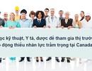 Du học ngành kỹ thuật, dược và điều dưỡng tại Canada theo chương trình CES