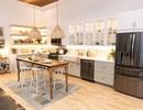 Tủ lạnh mặt thép, sự lựa chọn của các căn bếp hiện đại