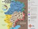 Ukraine dồn sức vào miền Đông, kêu gọi viện trợ
