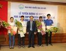 Tuyên dương học sinh đạt thành tích xuất sắc tại cuộc thi quốc tế, khu vực