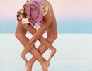Các tư thế đẹp ngỡ ngàng của nghệ sĩ yoga