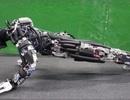 Robot biết chống đẩy và... toát cả mồ hôi