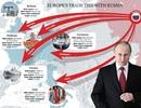 Phương Tây: Tổng thống Nga Putin đã gặp may