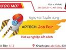 APTECH Job Fair 2016 - Nơi chắp cánh cho sự nghiệp của sinh viên CNTT