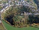 Thị trấn Pháp xinh đẹp nằm cheo leo ở độ cao 100m