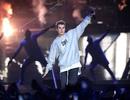 Justin Bieber ân hận vì hành xử thiếu chuyên nghiệp trên sân khấu