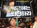 """Choi Soon-sil có thể khiến Tổng thống Park Geun-hye """"thân bại danh liệt"""""""