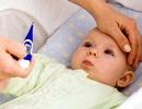 Trẻ nhỏ dễ nhiễm bệnh đường hô hấp khi giao mùa