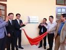 Hanwha Life Việt Nam 2 năm liên tiếp tài trợ xây dựng trung tâm y tế tại tỉnh Hòa Bình