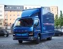 Xe tải điện FUSO eCanter sẽ đến tay khách hàng trong năm 2017