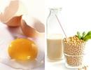 Những thực phẩm quen thuộc giúp con cao hơn mỗi ngày