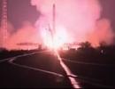 Tàu vũ trụ chở vật tư của Nga bốc cháy