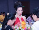 Tuổi 45, Trịnh Kim Chi rạng ngời khoe nhan sắc khó tin tại sự kiện