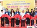 Mở tuyến du lịch cộng đồng bản Năng Cát, thác Ma Hao
