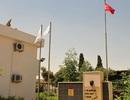 Máy bay liên quân dội bom lãnh sự quán Thổ Nhĩ Kỳ ở Iraq