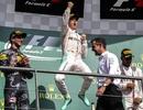 Nico Rosberg thắng dễ tại Spa-Francorchamps
