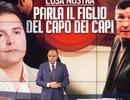 Italy: Tranh cãi bùng nổ sau talk show với con trai bố già