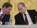 """Tổng thống Putin bất ngờ thay """"cánh tay phải"""""""